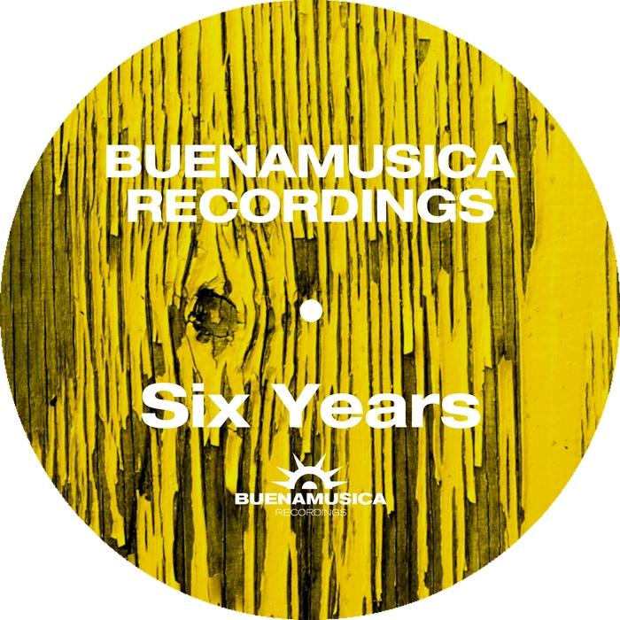 VARIOUS - BuenaMusica Recordings Six Years - Yellow