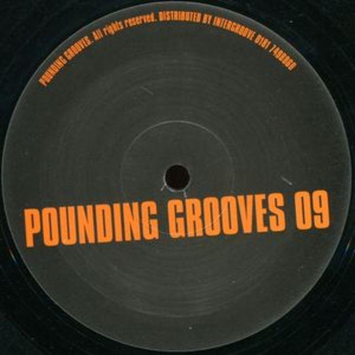POUNDING GROOVES - Pounding Grooves 9