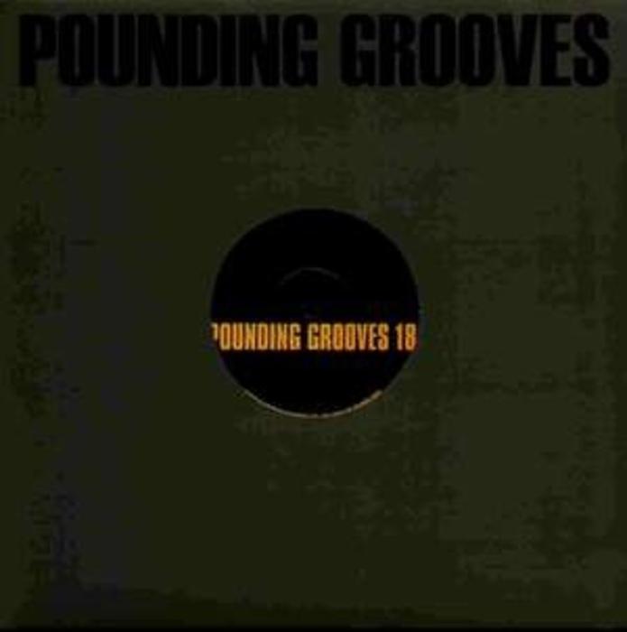 POUNDING GROOVES - Pounding Grooves 18