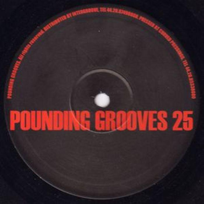 POUNDING GROOVES - Pounding Grooves 25