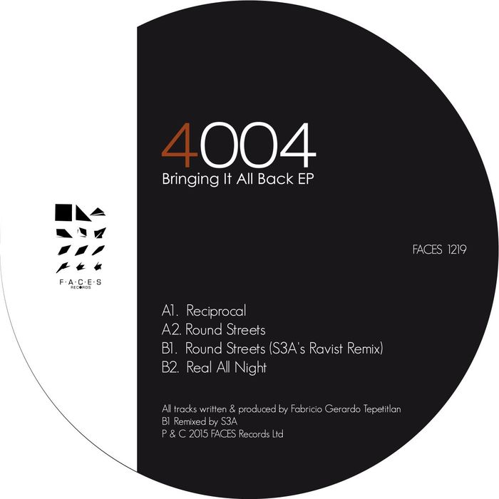 4004 - Bringing It All Back EP