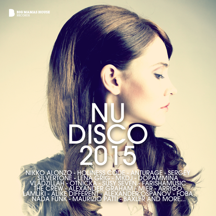 VARIOUS - Nu Disco 2015 (deluxe version)
