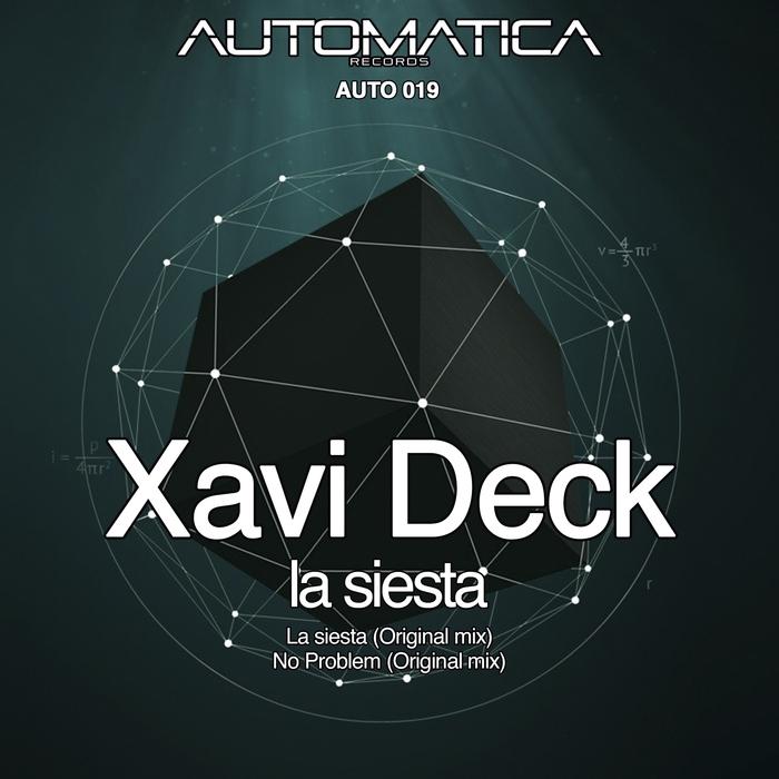 DECK, Xavi - La Siesta