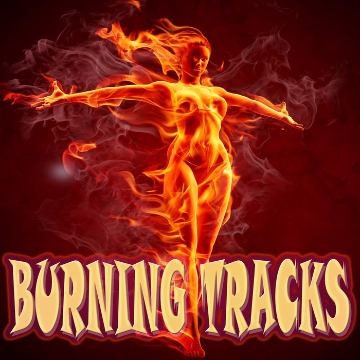 VARIOUS - Burning Tracks (unmixed tracks)