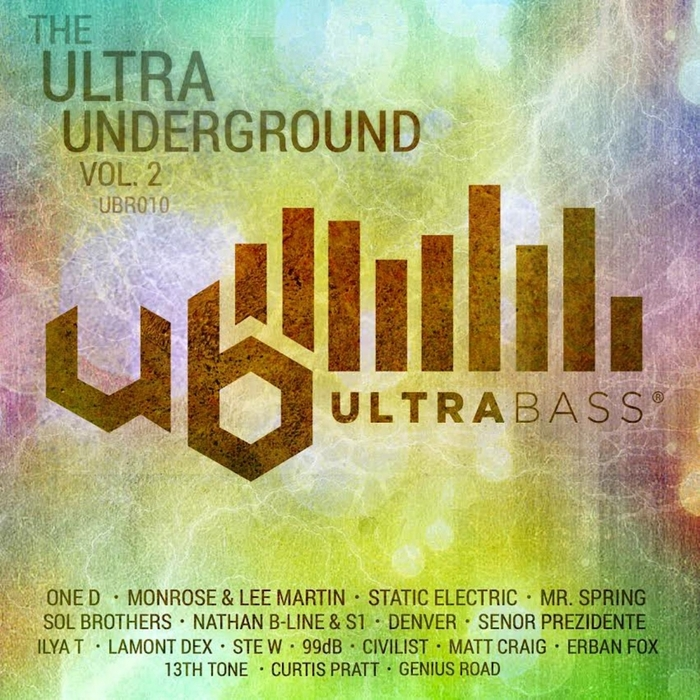 VARIOUS - Ultra Bass Records Presents: The Ultra Underground Vol  2