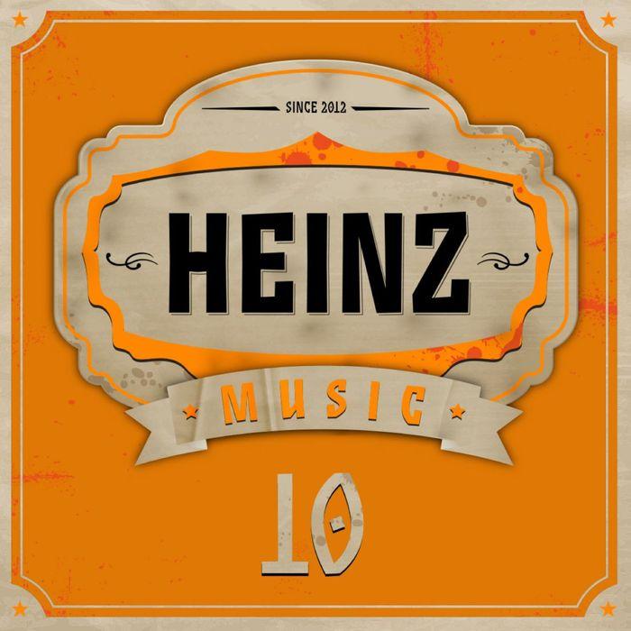 HENNEBERG, Andreas - Driss - EP