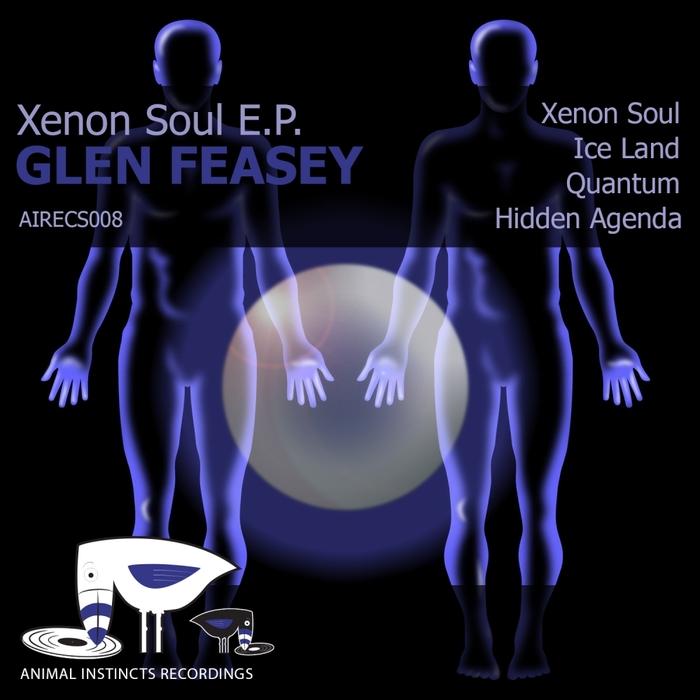 FEASEY, Glen - Xenon Soul EP