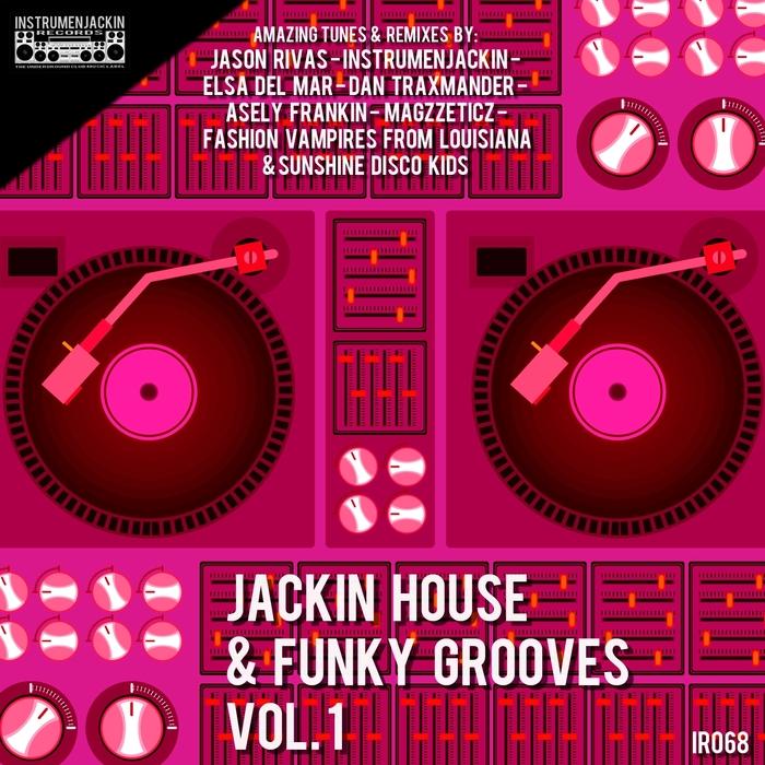 VARIOUS - Jackin House & Funky Grooves Vol 1