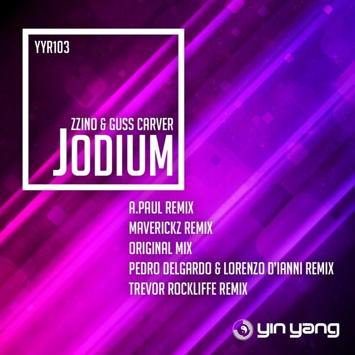 ZZINO/GUSS CARVER - Jodium