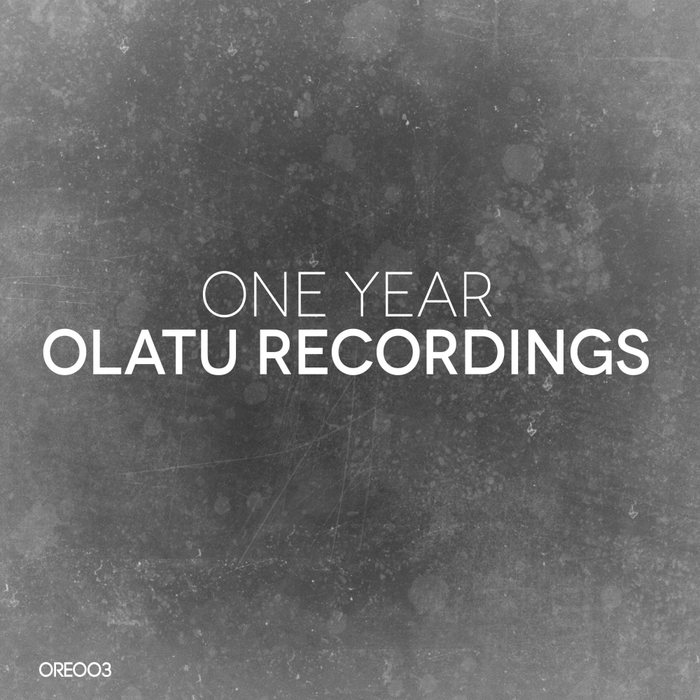 VARIOUS - Olatu Recordings One Year