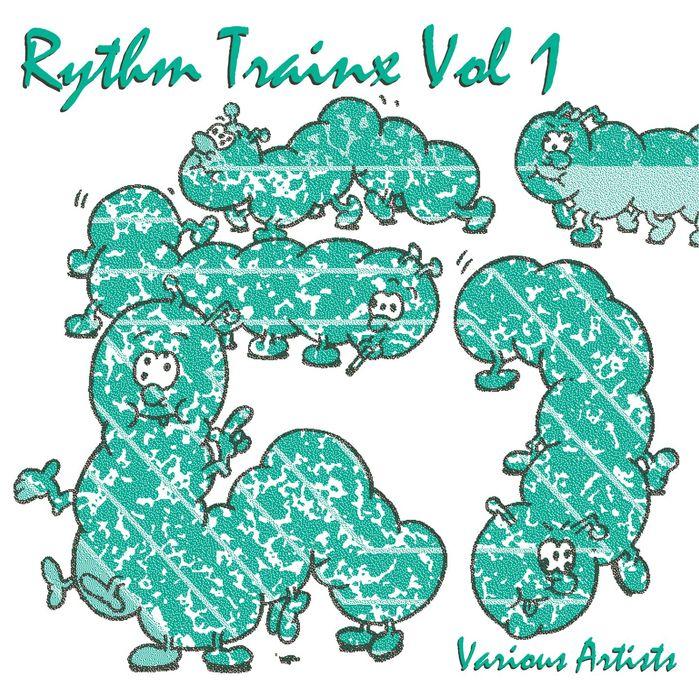 TUR, Manuel/I CUBE/BLANK SPANNER/DISCO NIHILIST/AME/RADIO SLAVE - Rhythm Trainx Vol 1