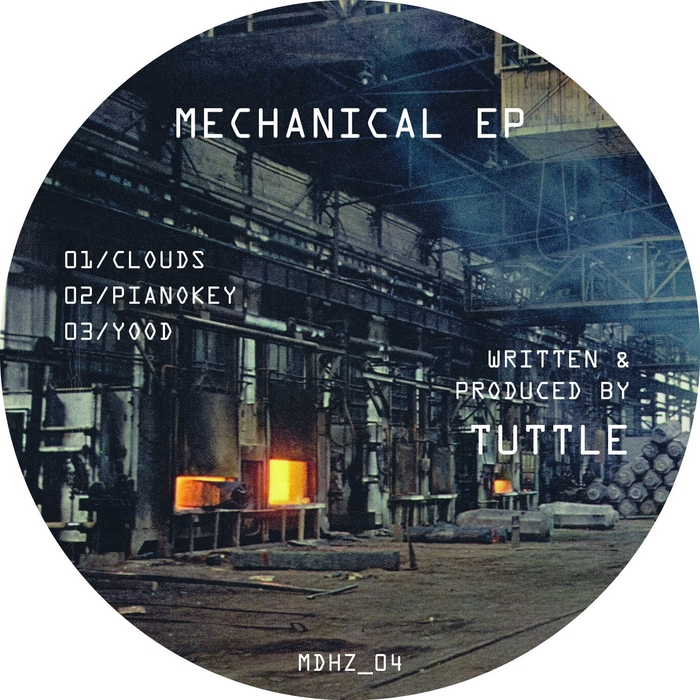TUTTLE - Mechanical EP