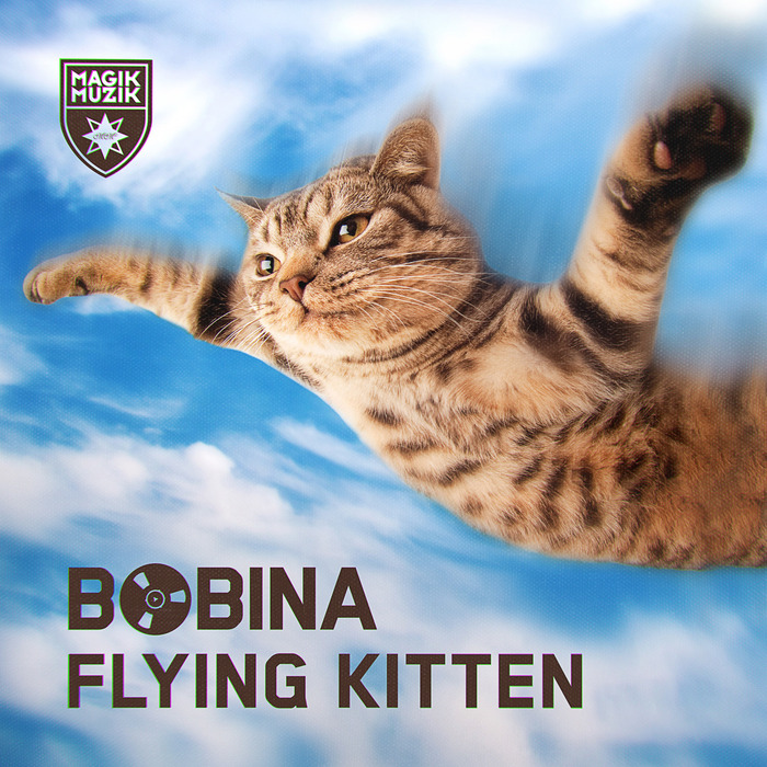 BOBINA - Flying Kitten
