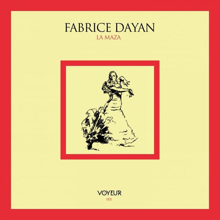 DAYAN, Fabrice - La Maza