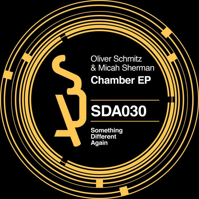 SCHMITZ, Oliver/MICAH SHERMAN - Chamber EP