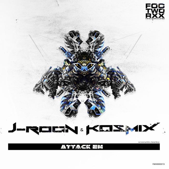 J ROON/KOSMIX - Attack Em