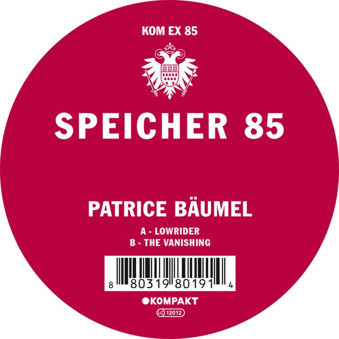 BAUMEL, Patrice - Speicher 85