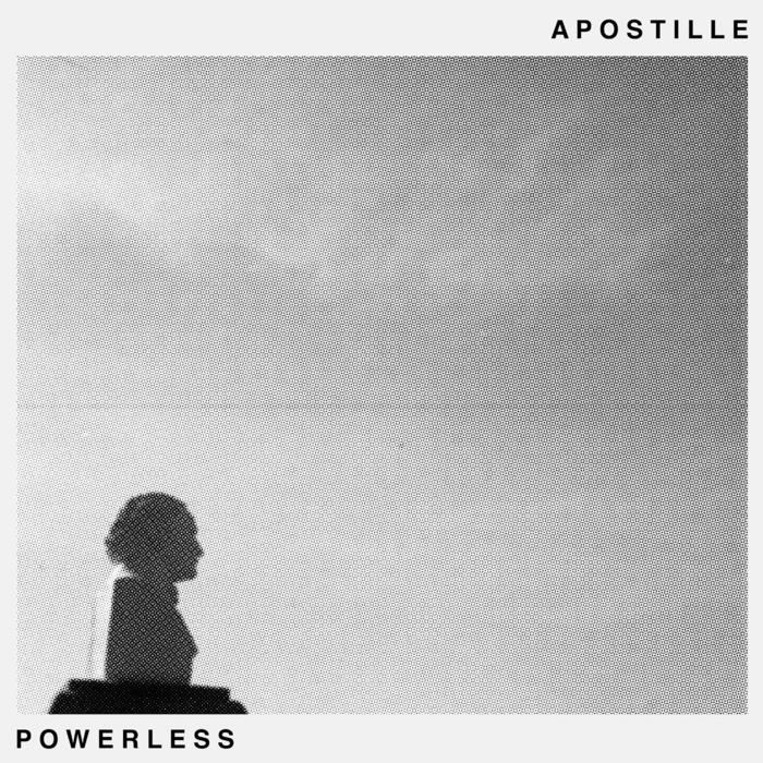 APOSTILLE - Powerless