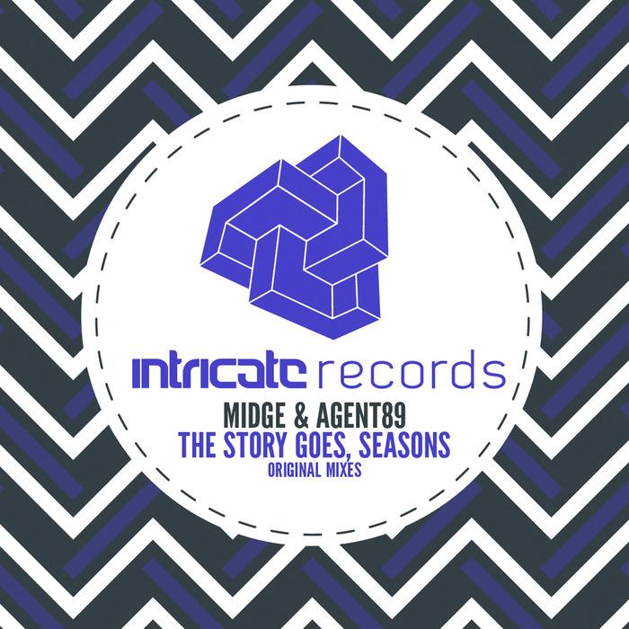 MIDGE/AGENT89 - The Story Goes/Seasons