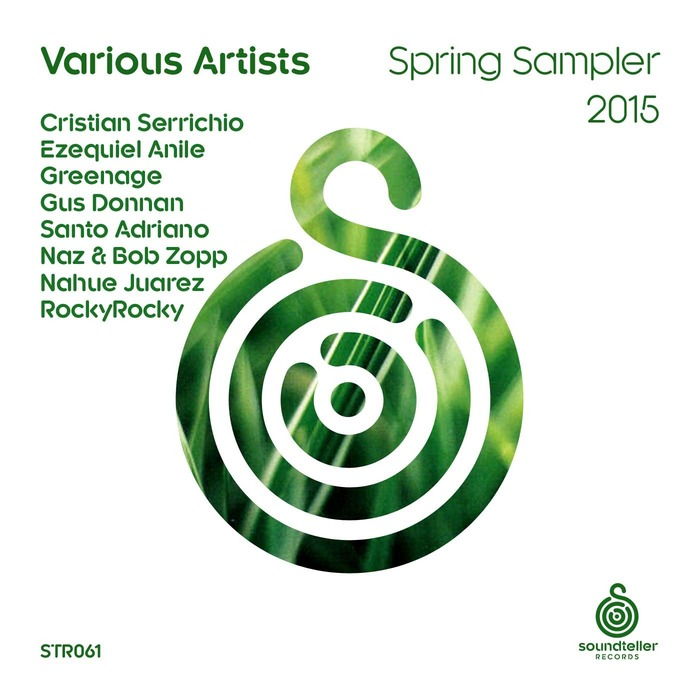 VARIOUS - Spring Sampler 2015
