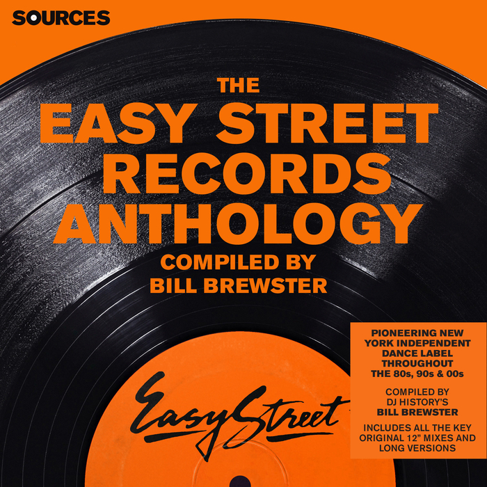 BREWSTER, Bill/VARIOUS - Sources The Easy Street Anthology