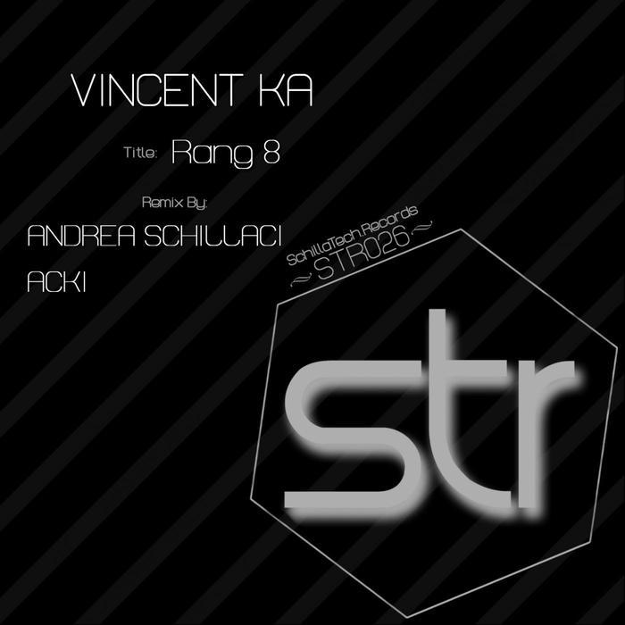 VINCENT KA - Rang 8 - EP