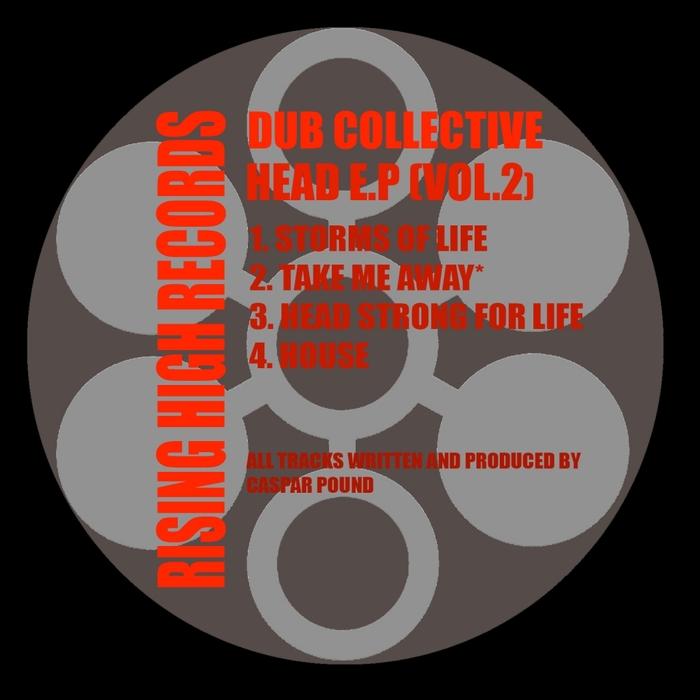 DUB COLLECTIVE - The Head EP Volume 2