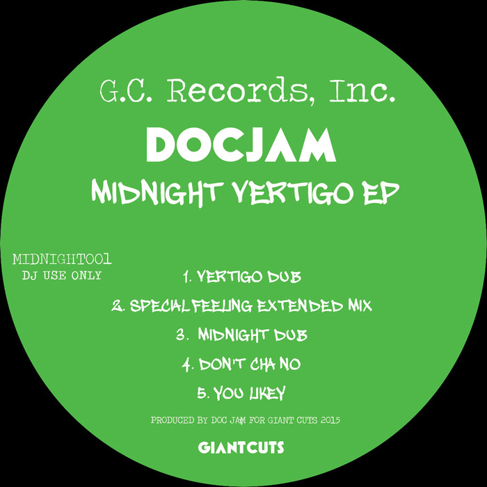Midnight Vertigo EP by Doc Jam on MP3, WAV, FLAC, AIFF