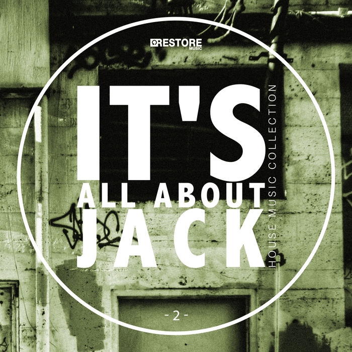VARIOUS - Its All About Jack House Music Collection Volume 2