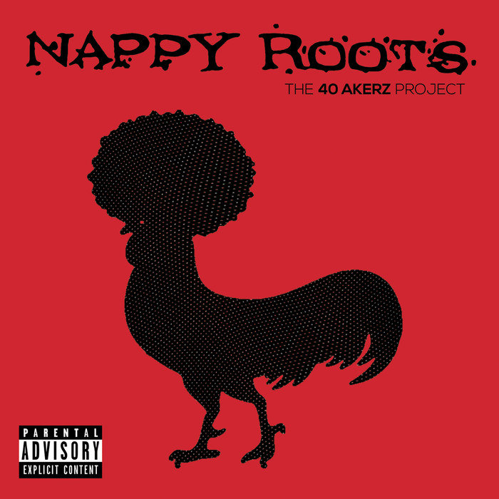 NAPPY ROOTS - The 40 Akerz Project (Explicit)