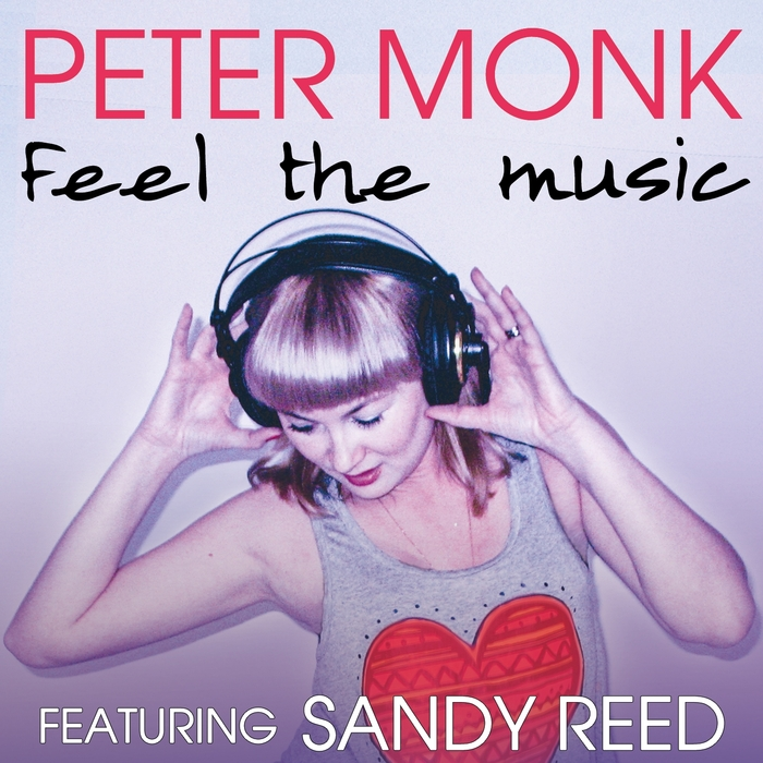 MONK, Peter feat SANDY REED - Feel The Music