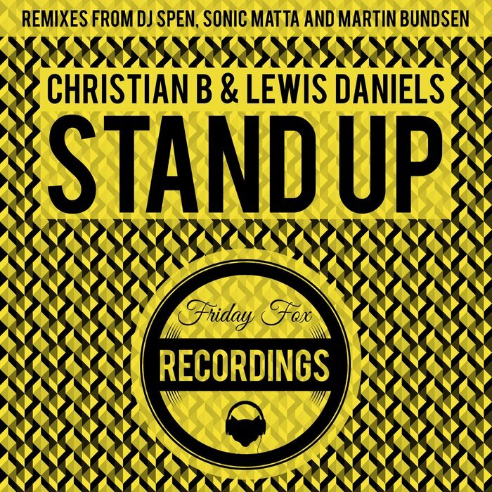 CHRISTIAN B/LAVVY LEVAN - Stand Up