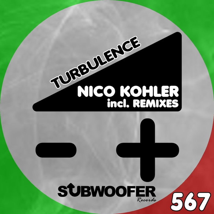 KOHLER, Nico - Turbulence
