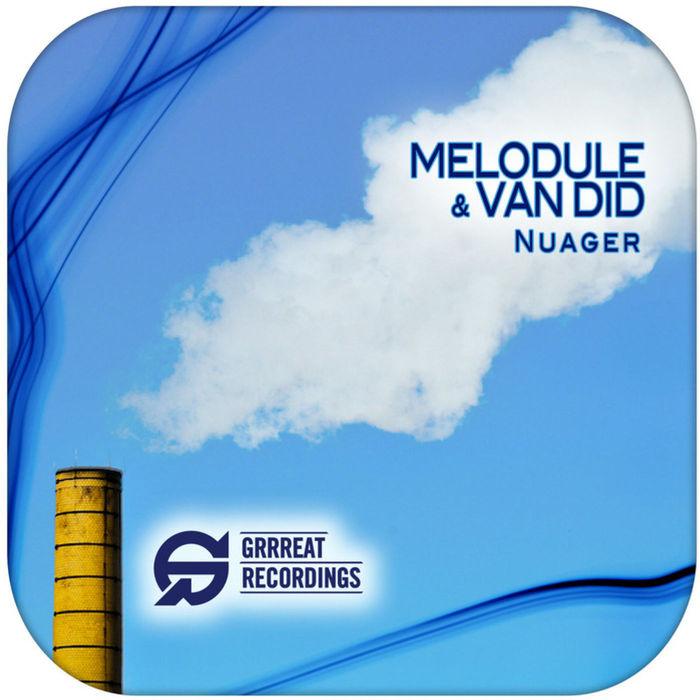 VAN DID/MELODULE - Nuager EP
