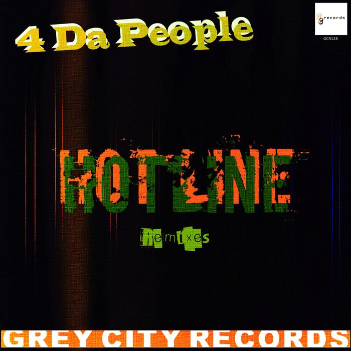 4 DA PEOPLE - Hot Line (remixes)