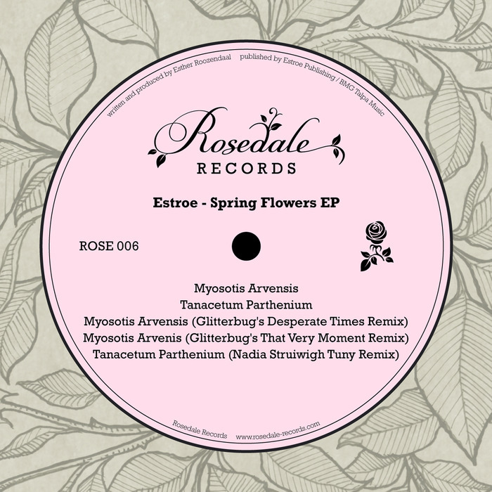 ESTROE - Spring Flowers EP
