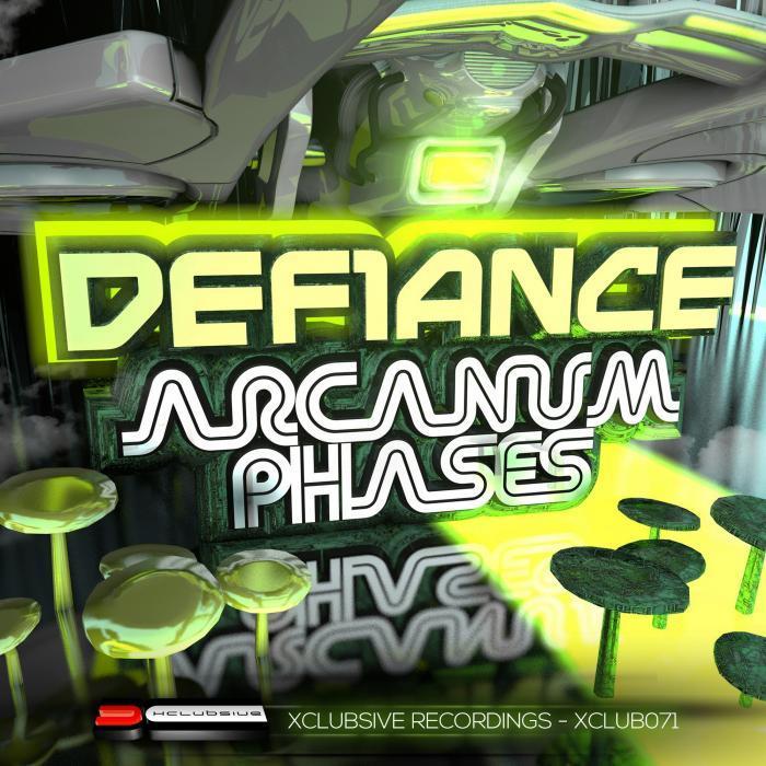 DEFIANCE - Arcanum Phases