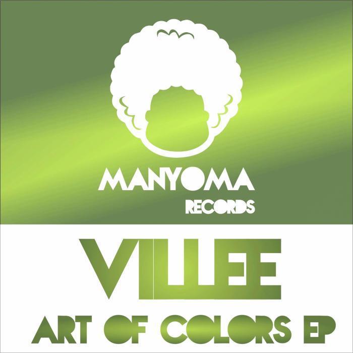 VILLEE - Art Of Colors