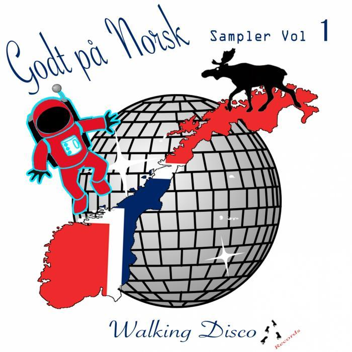 DJ SUPA STARS/FISH EAT MAN/SASKINS/TOM H/KELLINI - Godt Paa Norsk