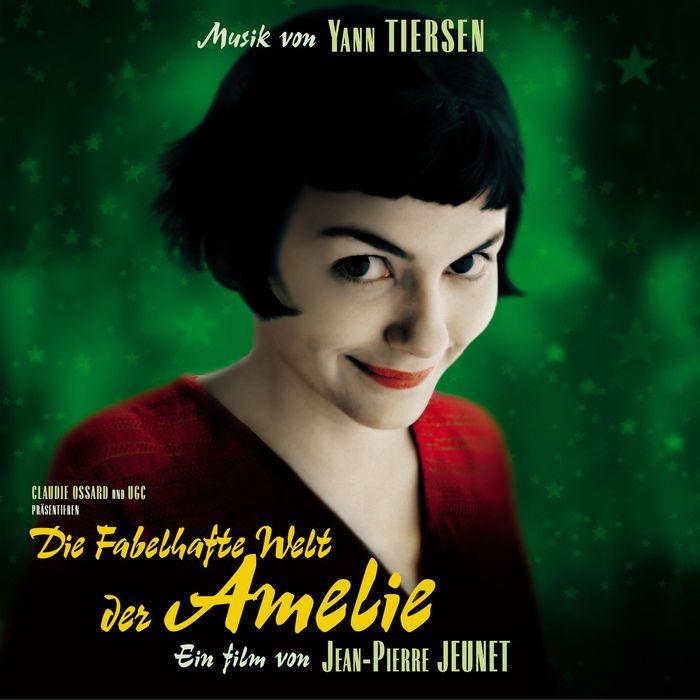 YANN TIERSEN - Die Fabelhafte Welt Der Amelie (Das Original-HA¶rspiel Zum Film)