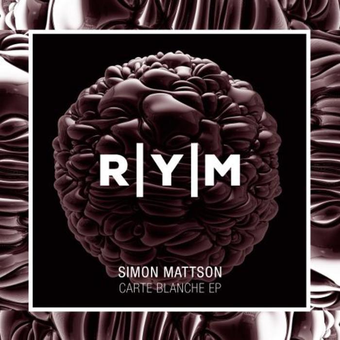 MATTSON, Simon - Carte Blanche EP