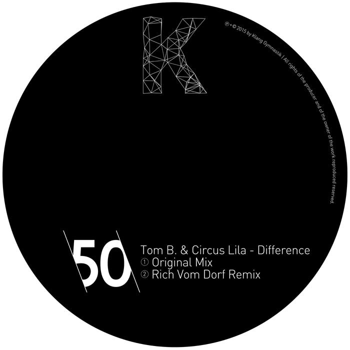 TOM B/CIRCUS LILA - Difference