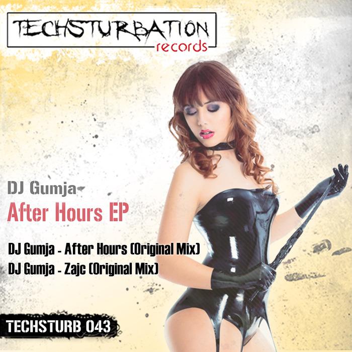 DJ GUMJA - After Hours EP