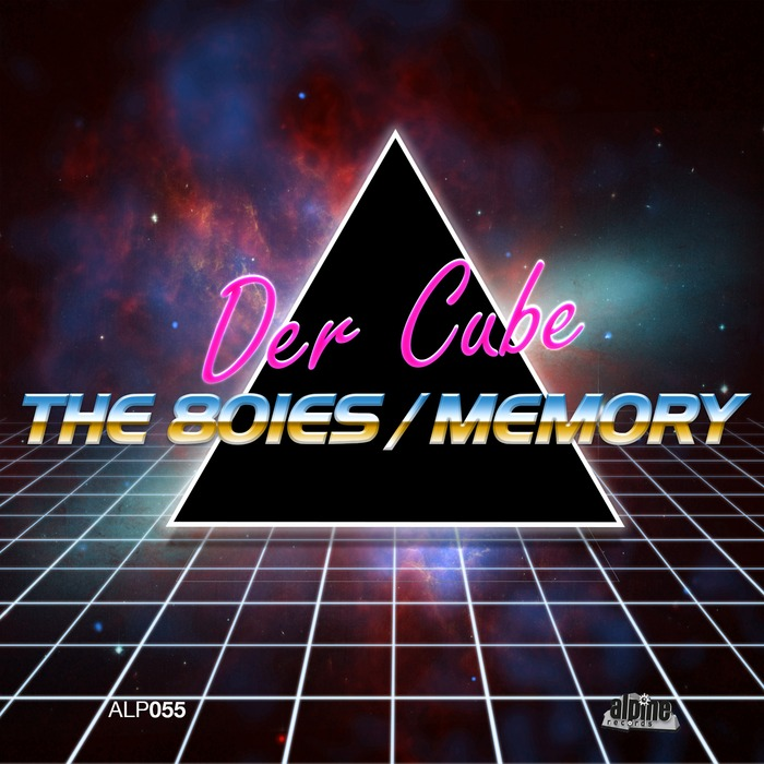 DER CUBE - The 80ies/Memory