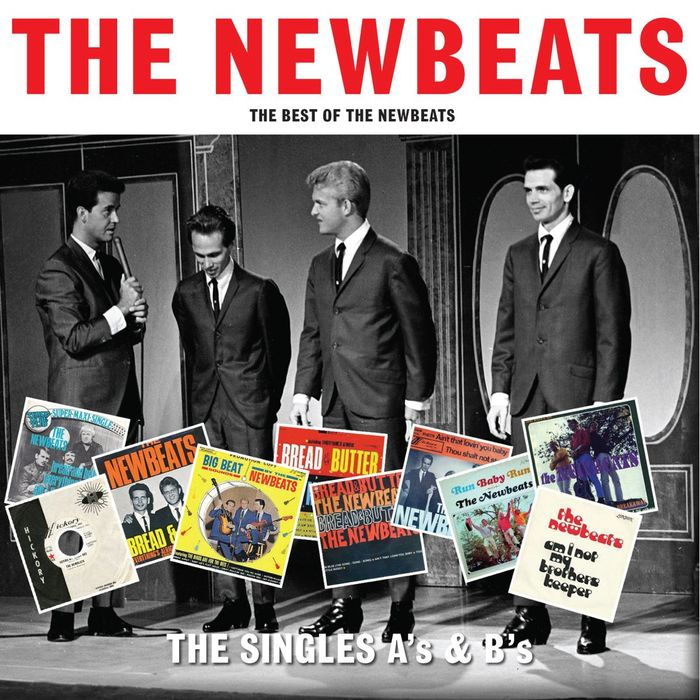 NEWBEATS, The - The Singles A's & B's