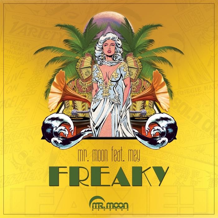 MR MOON feat MEY - Freaky
