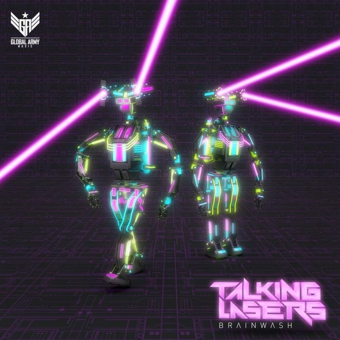 BRAINWASH - Talking Lasers
