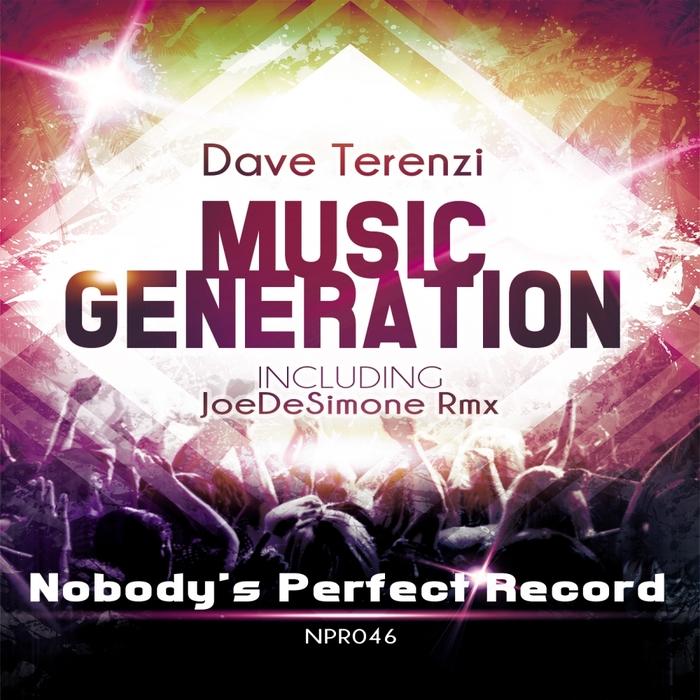 TERENZI, Dave - Music Generation