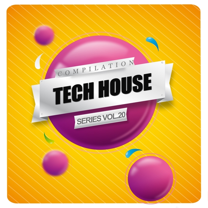 VARIOUS - Tech House Compilation Series Vol 20