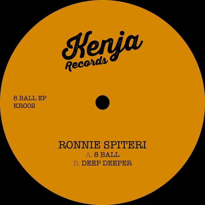 SPITERI, Ronnie - 8Ball EP